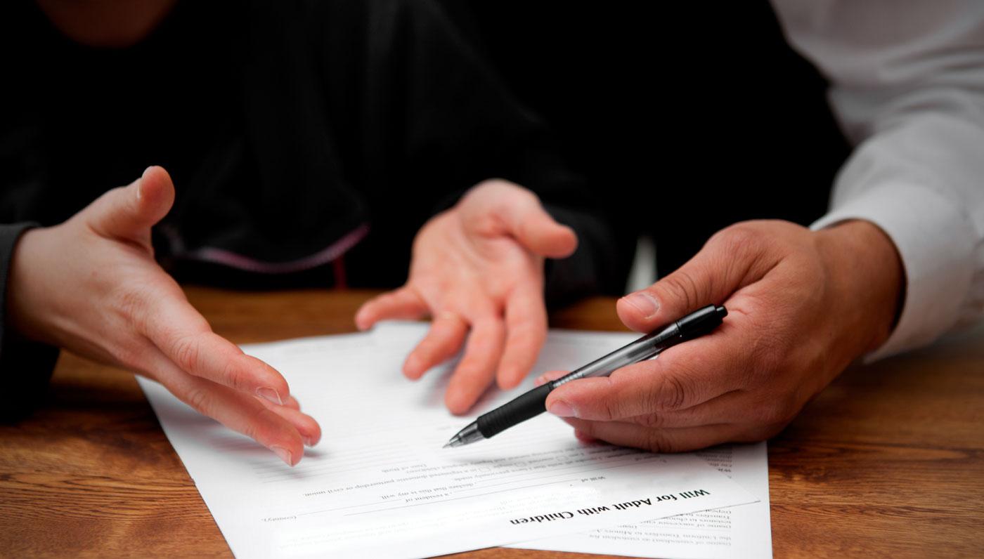 litigation-slide